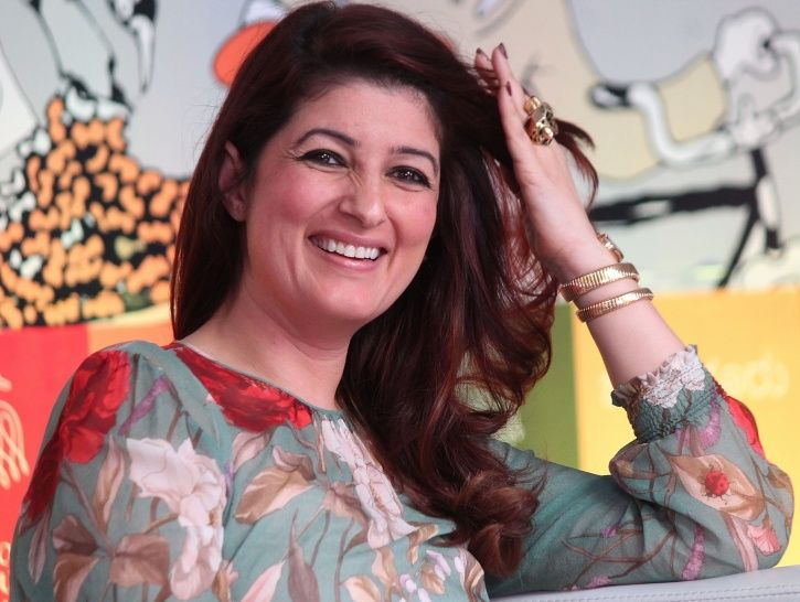 Twinkle Khanna Recalls A Tongue-In-Cheek Moment With Son