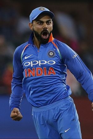 Virat Kohli Gets The Best Rating Points By An Indian Player