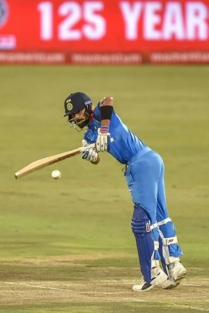 Virat Kohli On The Verge Of Creating History In Cape Town