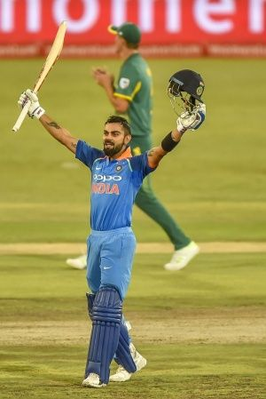 Virat Kohli Scores 35th Century