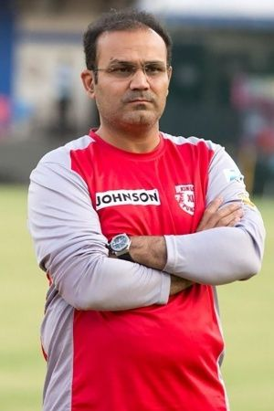 Virender Sehwag picked out only the Muslim names