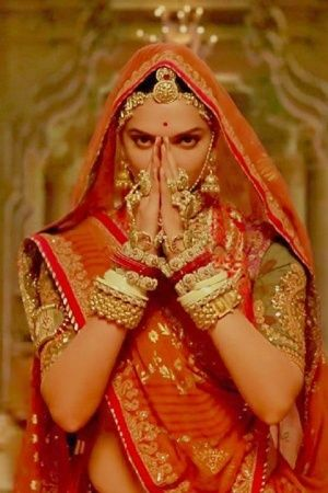 A still of Deepika Padukone from Padmaavat