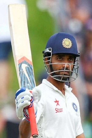 Ajinkya Rahane is not in the playing XI