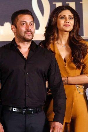 Application Filed Against Salman Khan and Shilpa Shetty