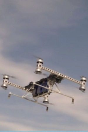 Boeing drone