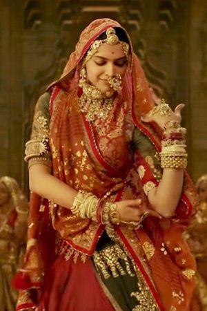 Ghoomar song Padmaavat