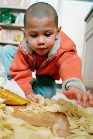 Limit Children To Eating Two Snacks A Day No More Than 100 Calories Each Says Public Health Body