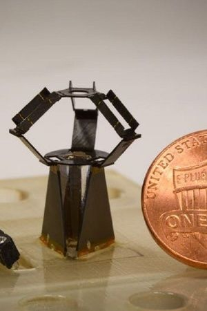 milliDelta robot