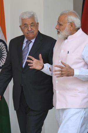 Modi Will Be 1st Indian PM In Palestine