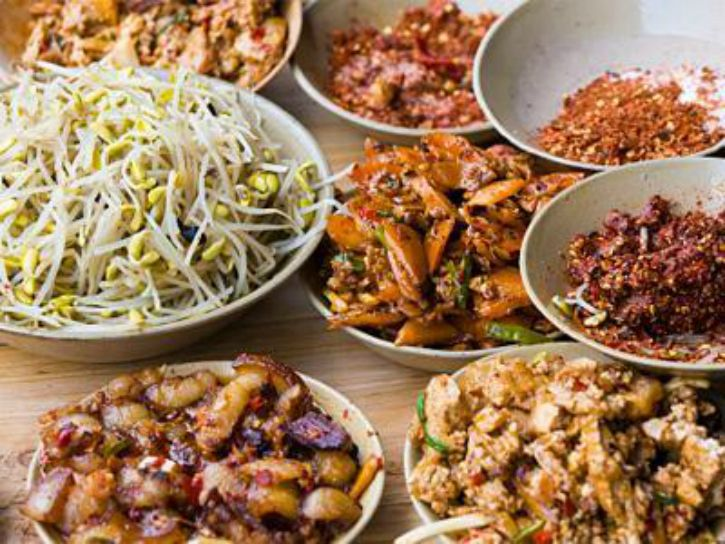 Sattvik Food Festival