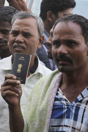 Scores of Indian workers in Saudi Arabia are in dire straits