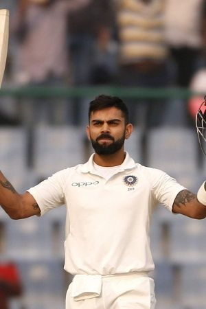 Virat Kohli made 153 vs South Africa in Centurionj