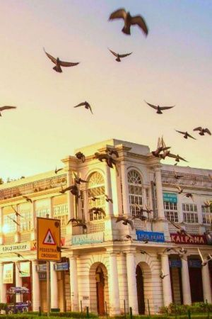 80YearOld GeorgianStyle Connaught Place Is Indias Most Expensive Office Rental Space