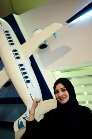 After Driving Saudi Arabia To Set Aviation Academy To Train Women Pilots
