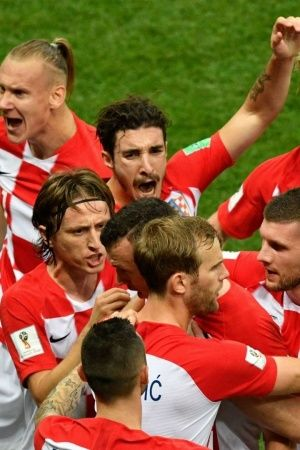 Croatia lost in the final to France