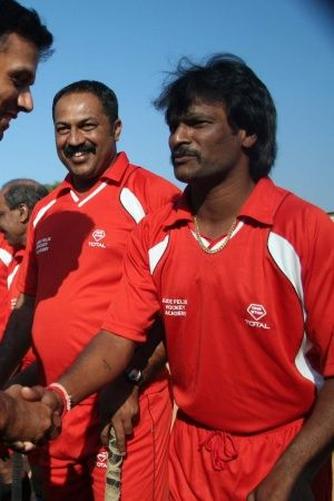 Dhanraj Pillay has played 339 matches for India
