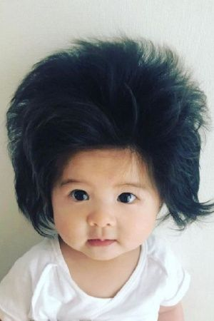 Hair Head Babies Hairstyle People Fashion Haircut Girl Kid Children