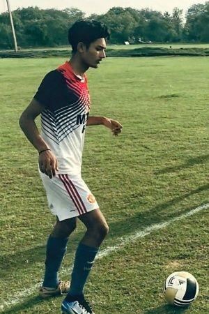image Ghamroj football