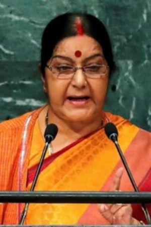 in Sushama Swaraj unnecessary trolling