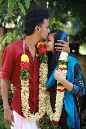 Interfaith Couple In Kerala