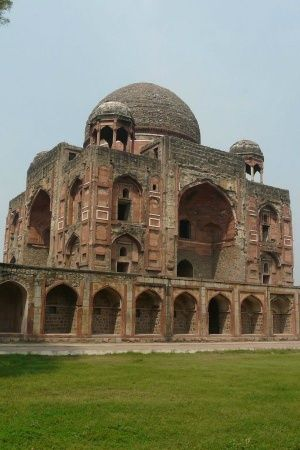 KhanI Khanan tomb safdarjung restoration