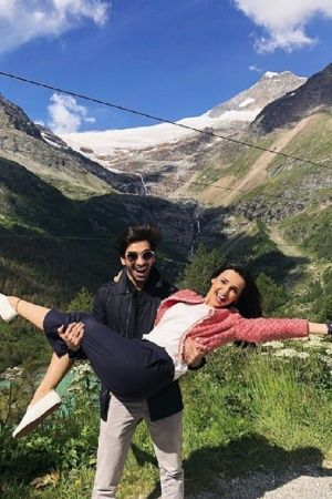 Mohit Sehgal Sanaya Irani Remind Us Bollywood Had Forgotten About Its LoveAffair With Switzerland