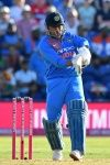 MS Dhoni is the 4th Indian to score 10000 ODI runs