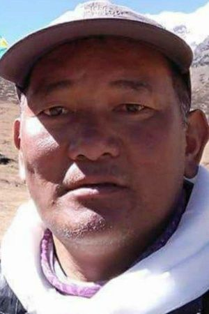 pemba Sherpa goes missing