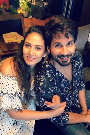 Shahid Kapoors Wife Mira Rajput Beams With Happiness As She Celebrates Her Second Baby Shower