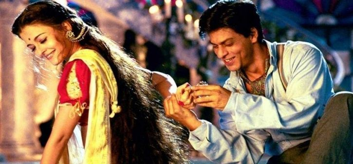 11 Lesser Known Facts About Shah Rukh Khan's 'Devdas' As