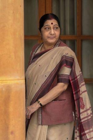 Sushma Swaraj Silenced A Troll On Twitter