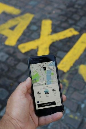 Uber Ola women passengers
