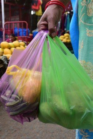 Uttar Pradesh Plastic ban Yogi adityanath polythene barabanki