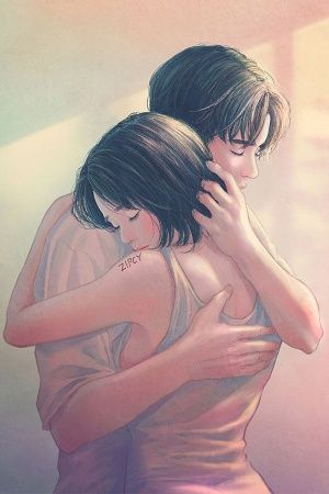 21 Illustrations Which Capture Love And Intimacy So Intricately That You Can Almost Feel It