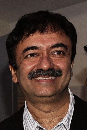 A picture of director Rajkumar Hirani