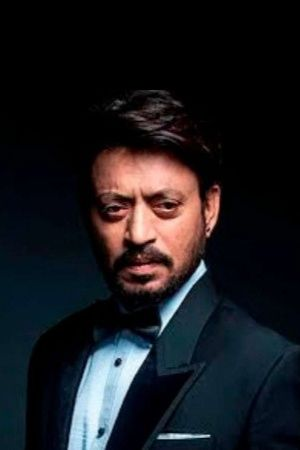 A picture of Irrfan Khan who is battling cancer