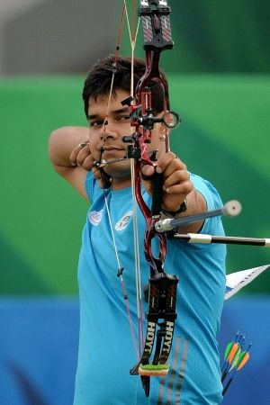 Abhisek Verma Delivers A Double Delight For India With Gold And Silver