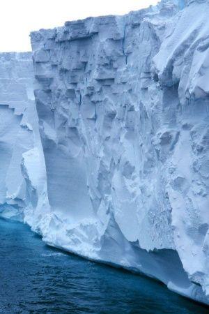 antarctica ice thaw accelerates