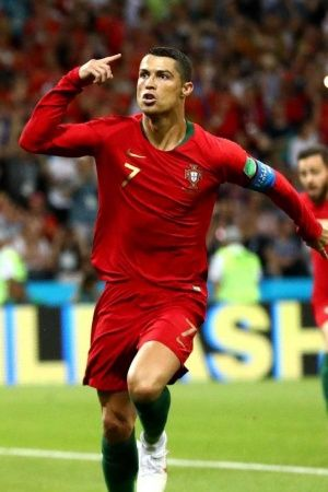Cristiano Ronaldo has score 84 goals in 151 matches