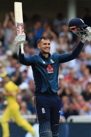 England scored 4816