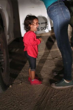 First glimpse of immigrant children