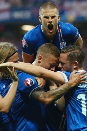 Iceland are playing their first FIFA World Cup