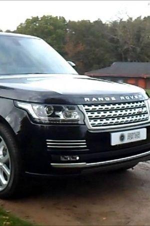 India Karnataka CM Car Fortuner Range Rover People