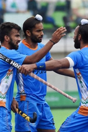 India won 21