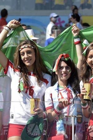 Iran beat Morocco 10