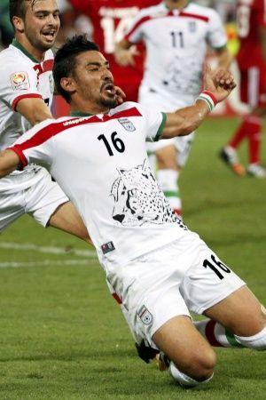 Iran won 10 vs Morocco