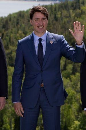 Justin TrudeauAFP