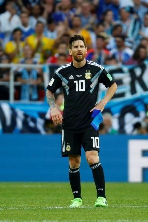 Lionel Messi Admits It Was Painful To Miss The Penalty