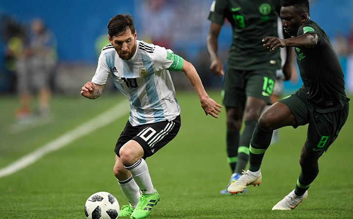 Lionel Messi Faith In The Almighty Was Never Shaken