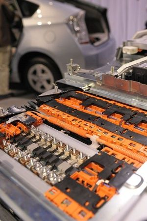 lithium ion battery factory india
